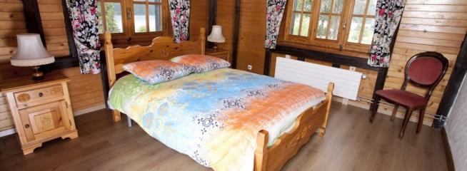 Bob dylan – chambre lit double